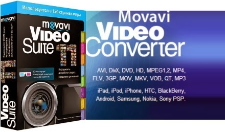 Movavi Video Suite Terbaru Full v12.0.0 Crack