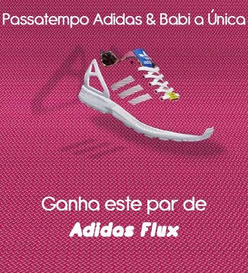 Passatempo Adidas: