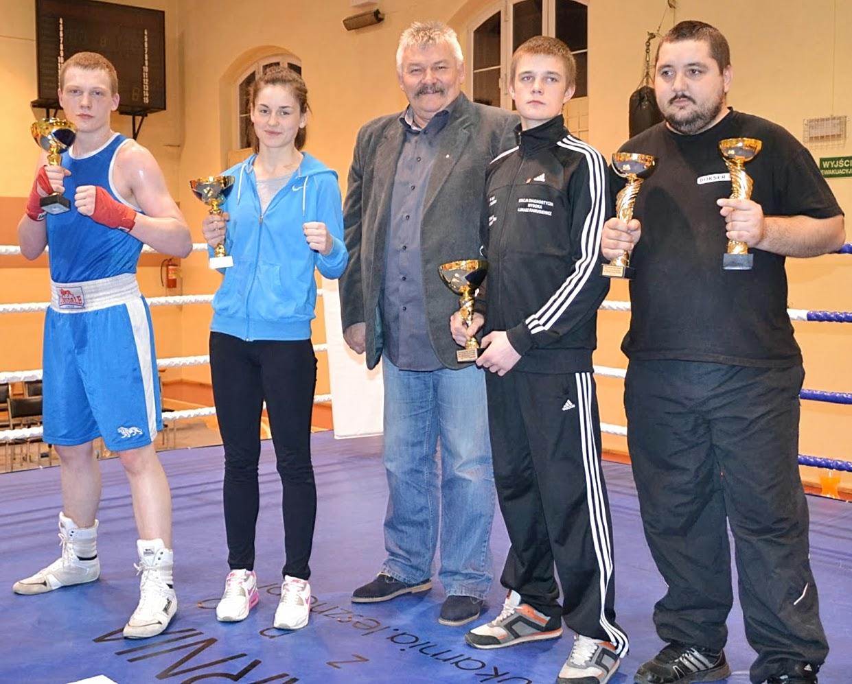 kickboxing, boks, treningi, Leszno, Zielona Góra, Albin Pudlicki