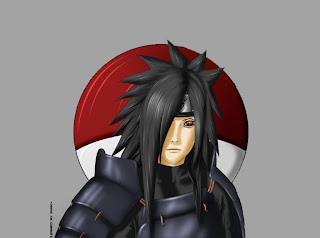 Uchiha Madara Wallpaper