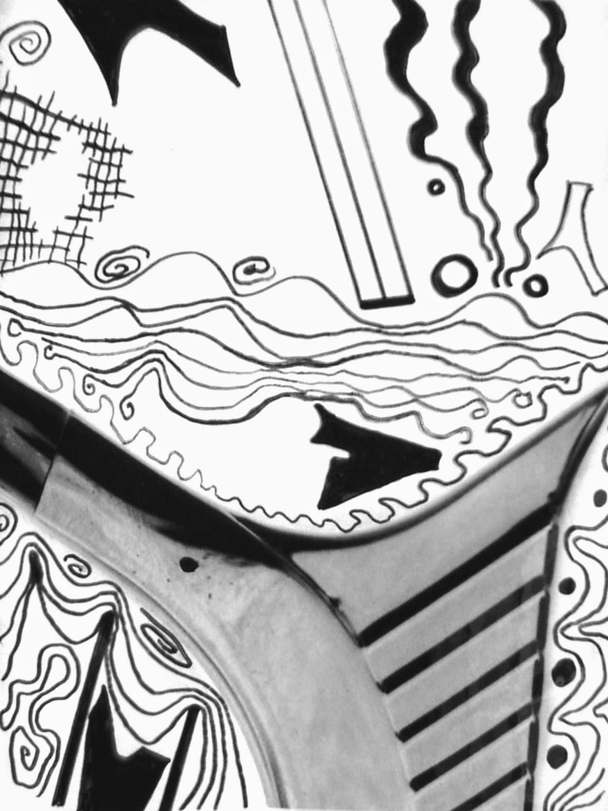 mixed-media, art+blog