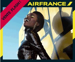 Vente Flash Air France