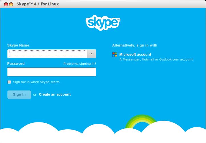 Install Skype 4.1 di Ubuntu 12.04 | Firdan Ardiansyah