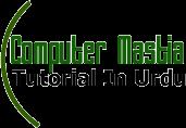 Computer Tutorial in Urdu - Computer Mastia