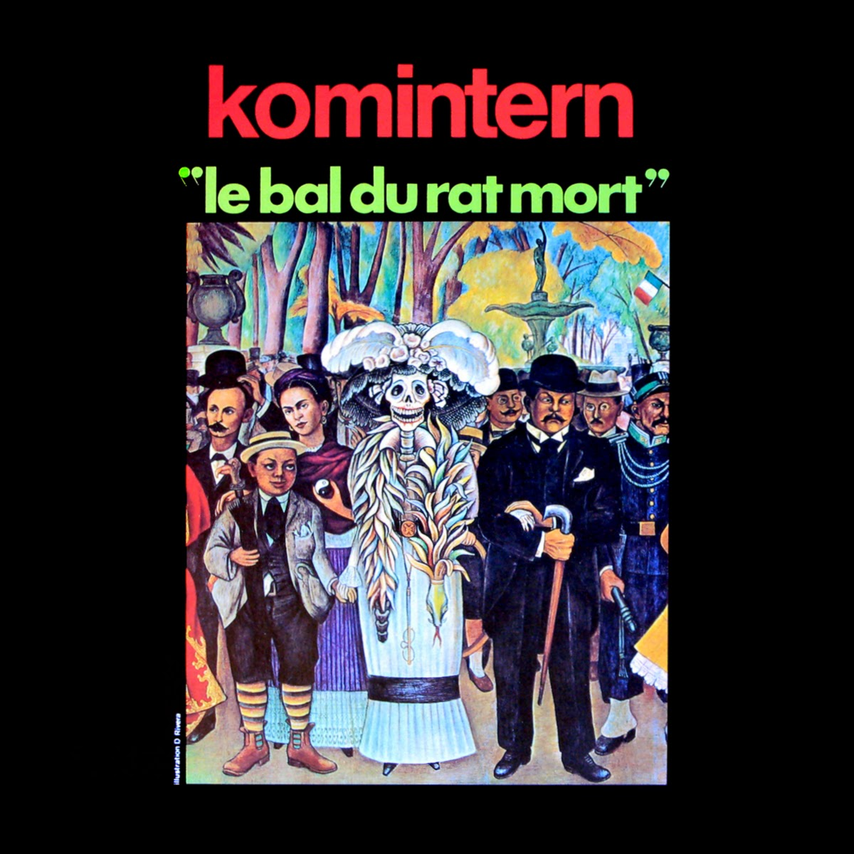 Komintern Le Bal Du Rat Mort