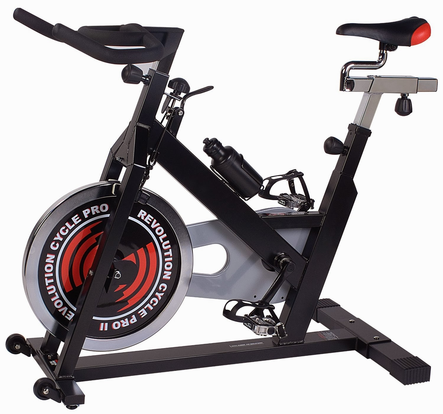 Exercise Bike Zone: Spin