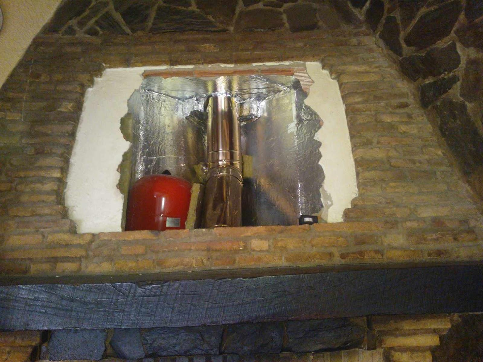 Estufas de le a conectadas a radiadores hydraulic actuators for Calderas de lena para radiadores de agua