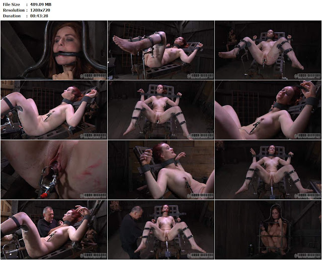 >Realtime Bondage - HazelNut Part Three (Hazel Hypnotic)