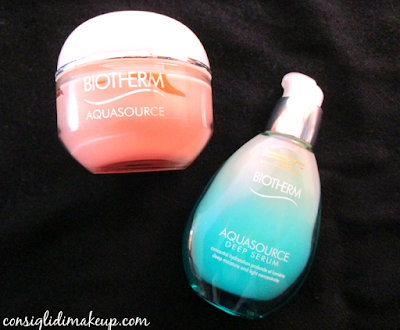 Review: Aquasource Deep Serum & Creme Riche - Biotherm