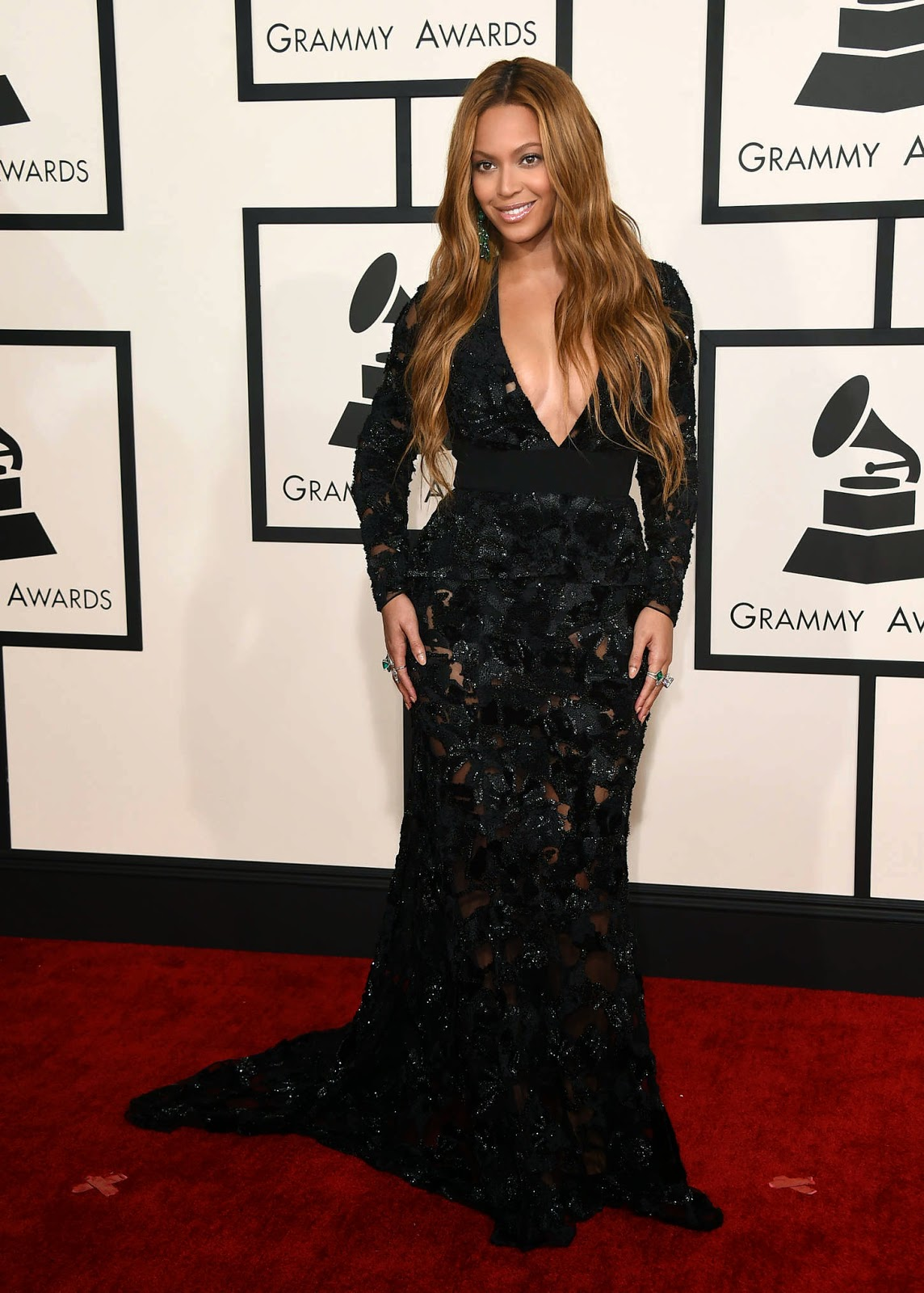 Beyonce: 2015 GRAMMY Awards