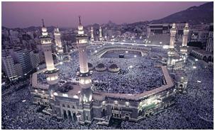 Masjidil Haram (Arab Saudi)