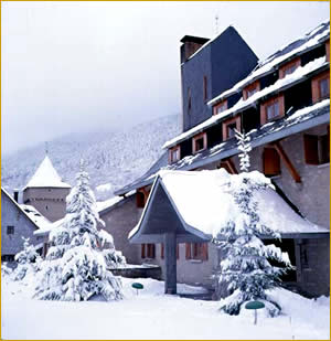 hotel en el valle de hecho: