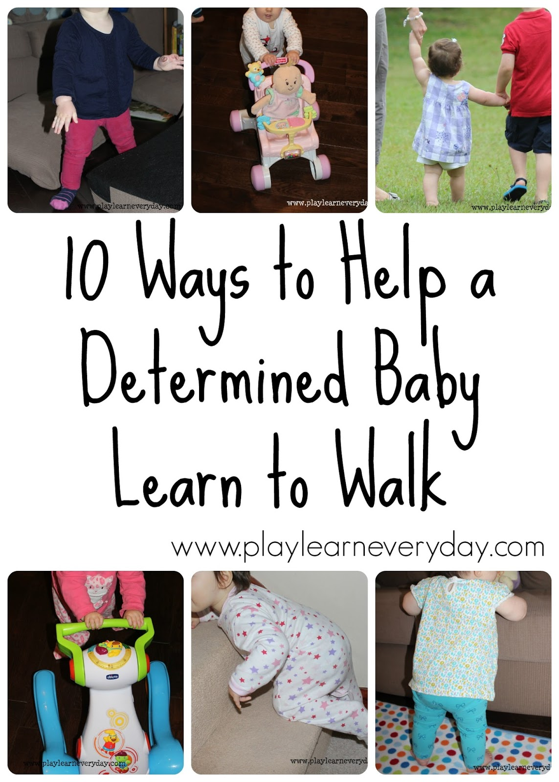 how to help your baby learn to walk