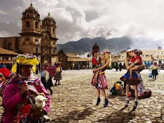 Peru-Mario Testino for Vogue