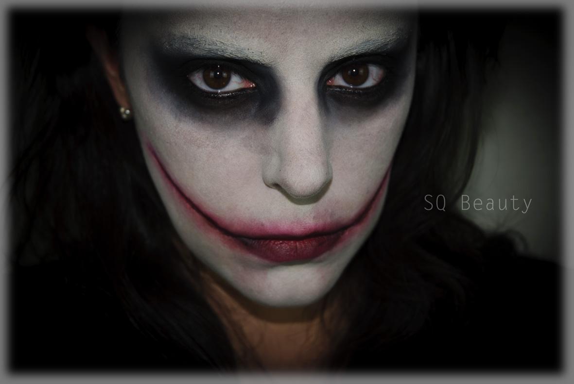 Jeff The Killer Makeup Silvia Quir 243 S