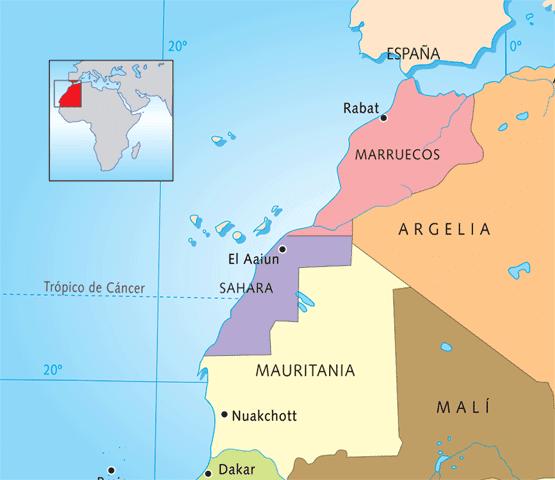2015 será el año de Podemos, pero lo será del Sáhara?
