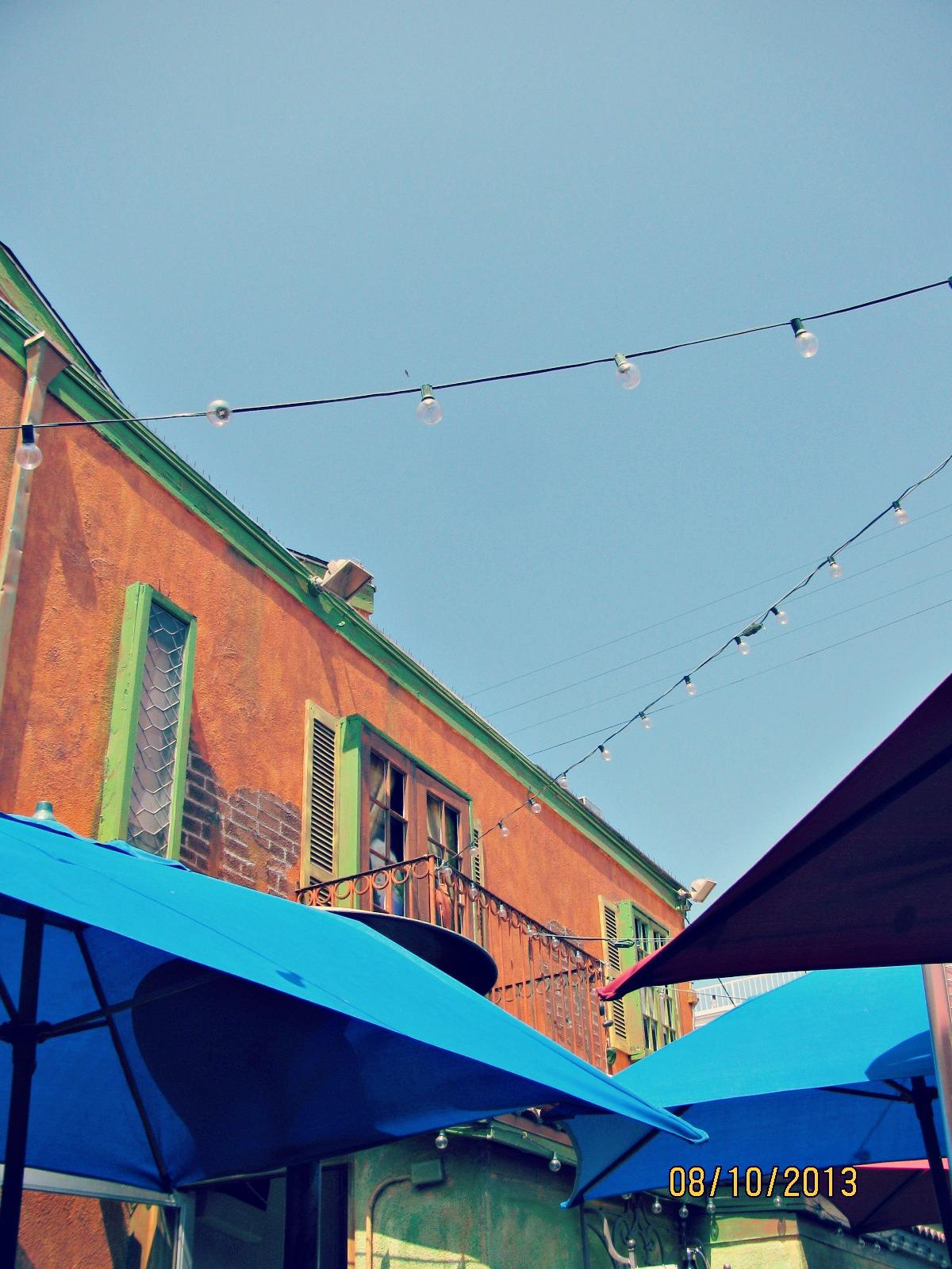 C&O Trattoria // Terrace