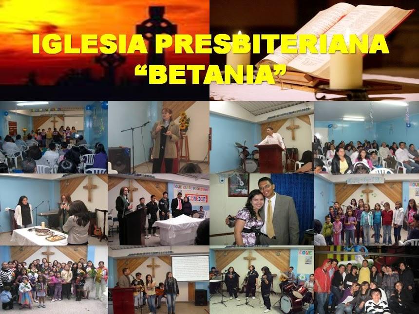 IGLESIA PRESBITERIANA BETANIA