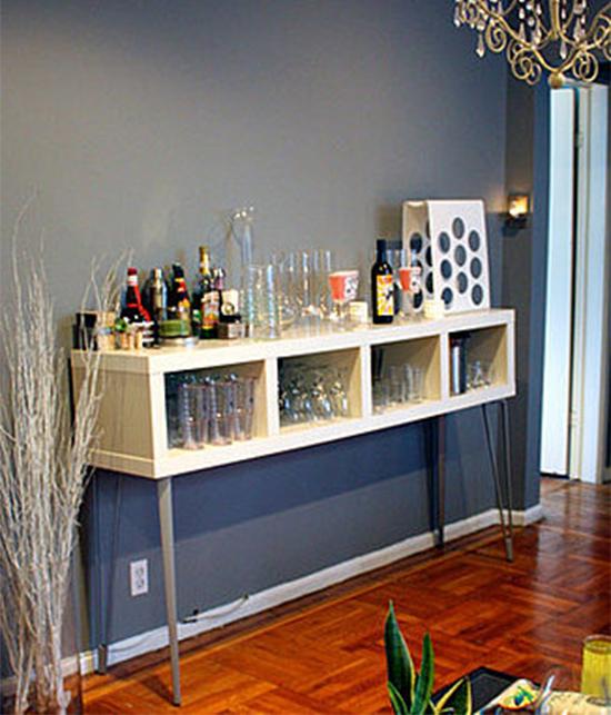 estante bar, estante, bar, bar em casa, bar na sala, vintage, carrinho bar, bar cart