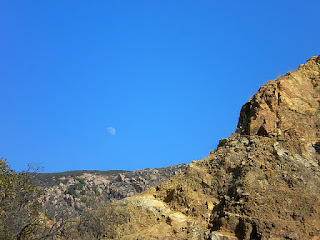 Moon Over Mission Trails by Chris Palmer, Creative Commons License