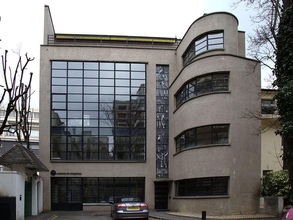 Atelier Barillet à Paris 1932