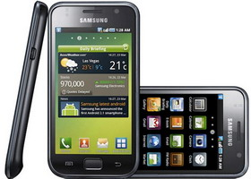 Android 2.2 Froyo firmware OTA update for Samsung Galaxy S via T-Mobile UK