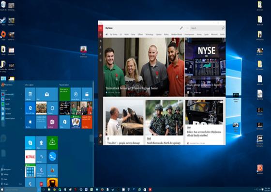 Estou usando o Windows 10 e estou gostando muito. Recomendo!