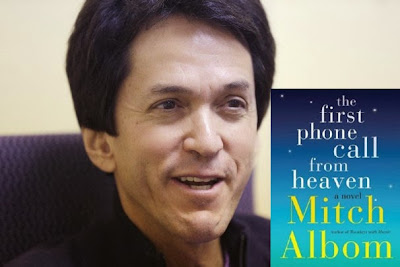 Mitch Albom - Book - First Phone Call from Heaven - God