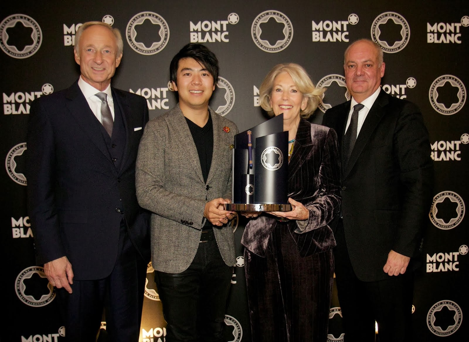 Montblanc de la Culture Arts Patronage Award, UK 2013