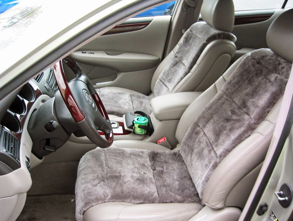 sheepskin seat covers for car