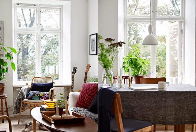 Decorar con plantas de interior cualquier estancia for Decorar esquinas salon