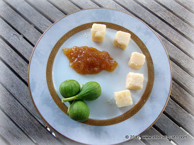 marmellata di fichi ricetta , marmellata di fichi fatta in casa