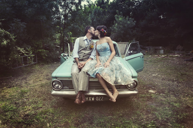 melbourne vintage wedding photography
