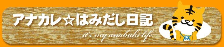 アナカレ☆はみだし日記