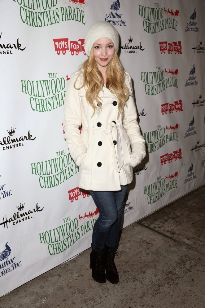 Dove Cameron – 83rd Annual Hollywood Christmas Parade in Hollywood