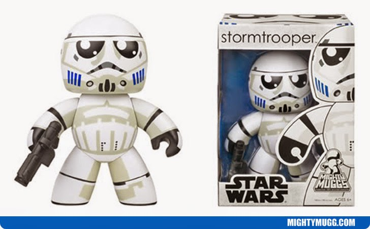 Stormtrooper Star Wars Mighty Muggs Wave 1