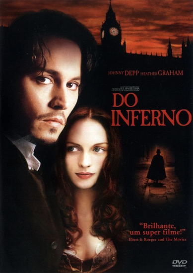 Filme Do Inferno Dublado AVI DVDRip
