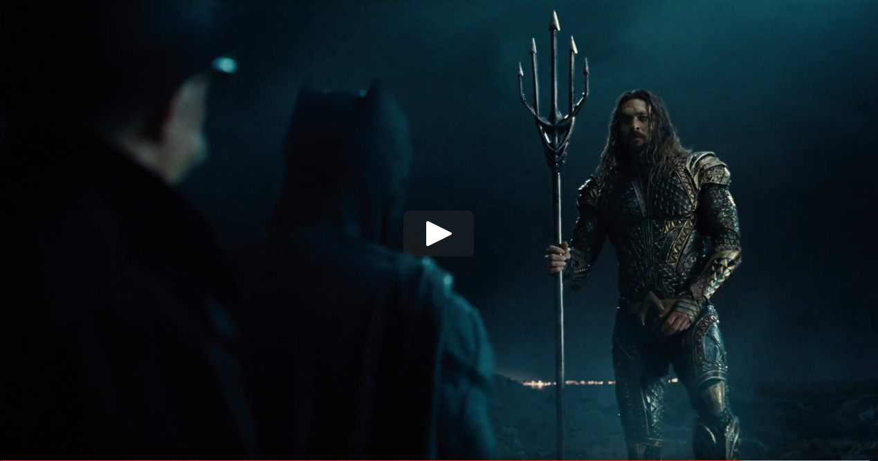 JUSTICE LEAGUE | MOVIE TRAILER!!!