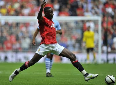 Danny Welbeck Manchester United v Manchester City Community Shield