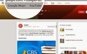Url Google Plus