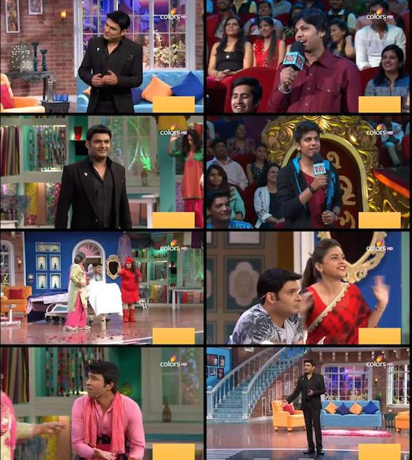 Comedy Nights With Kapil 09 Aug 2015 HDTV 480p