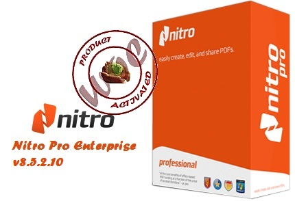 Nitro Pro Enterprise v8.5.2.10 Full Version With Key