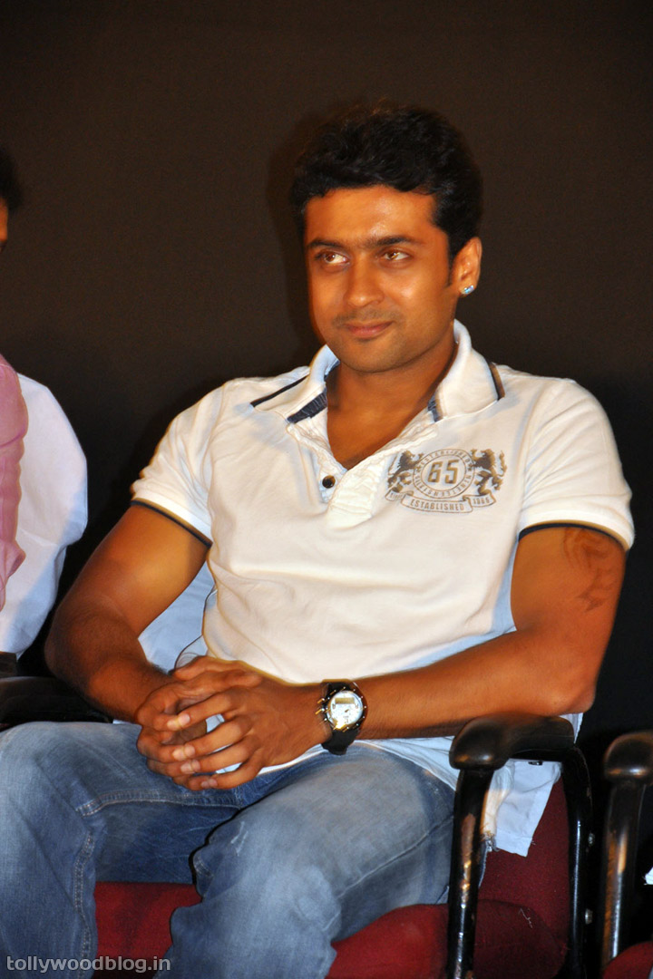 Suriya Latest S At Engeyum Eppodhum Audio Launch