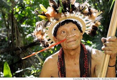 Primitive People of Brazil