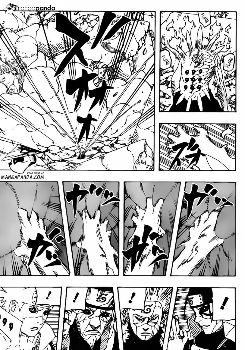 13, Naruto chapter 638   NarutoSub