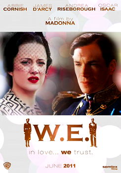 Filme Poster W.E. – O Romance do Século BRRip XviD & RMVB Legendado