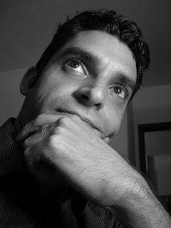 Pensando, Refletindo, reflecting, www.rubenlaspalmas.com, Foto Preto e Branco, reflecting