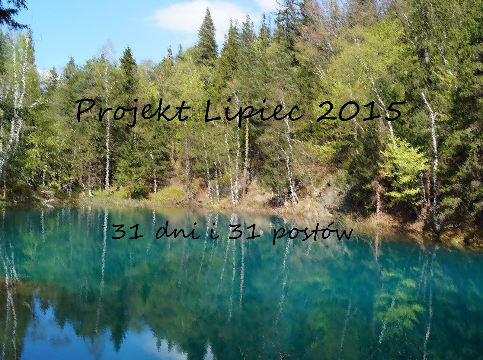 Projekt Lipiec 2015:)