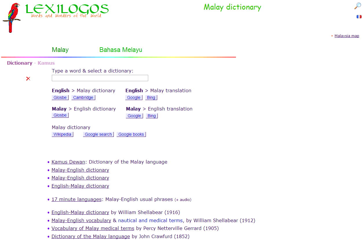 5 Useful Online Malay Dictionaries Or Translators Parenting Times