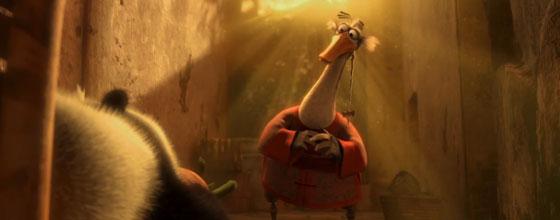 Mr. Ping - Kung Fu Panda